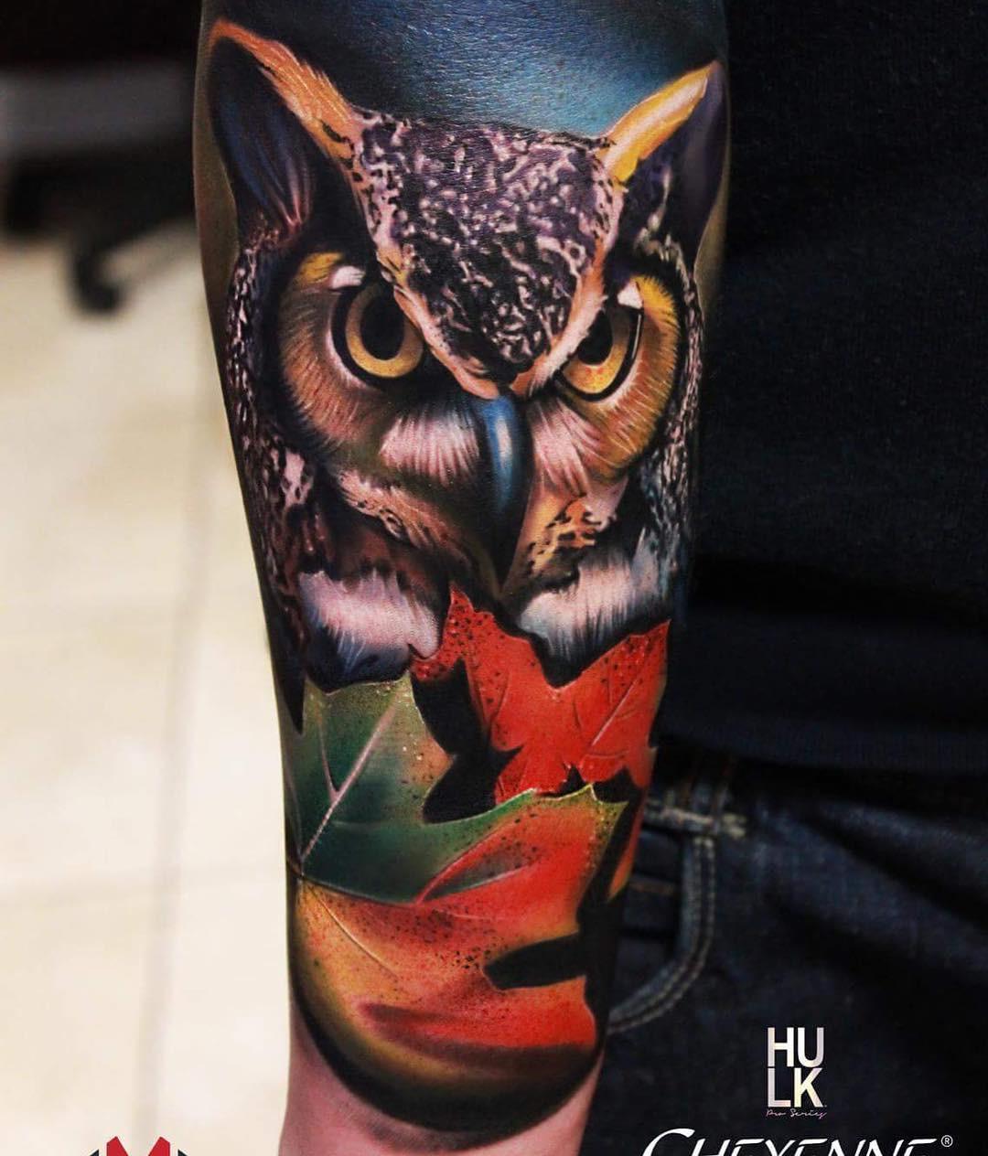 Mateusz Szablinski inksearch tattoo