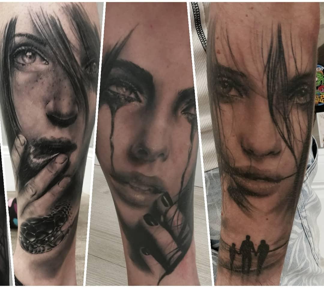 Tomasz Saint Kardasz inksearch tattoo