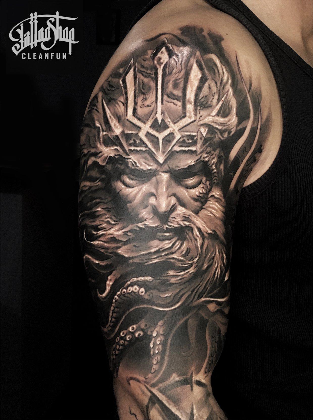 Tomasz Sztos inksearch tattoo