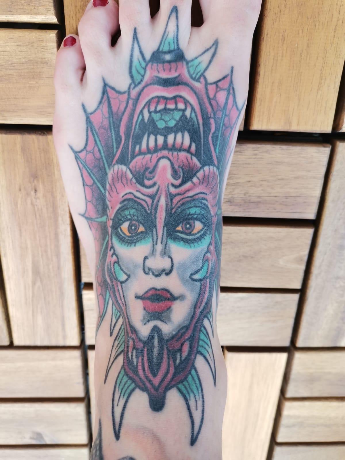 Bernhard Mitteregger inksearch tattoo