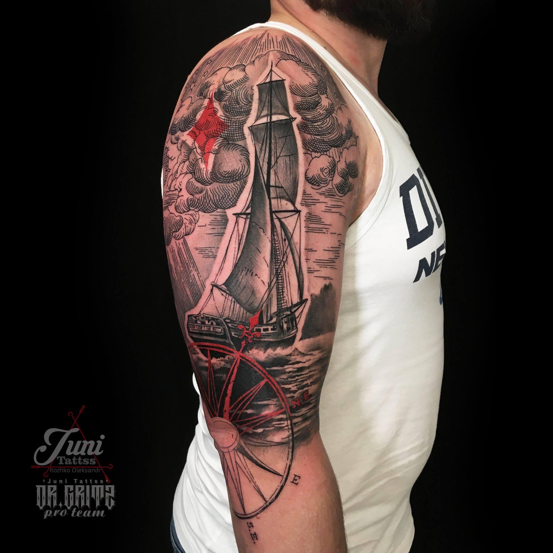 Oleksandr - Juni Tattss inksearch tattoo