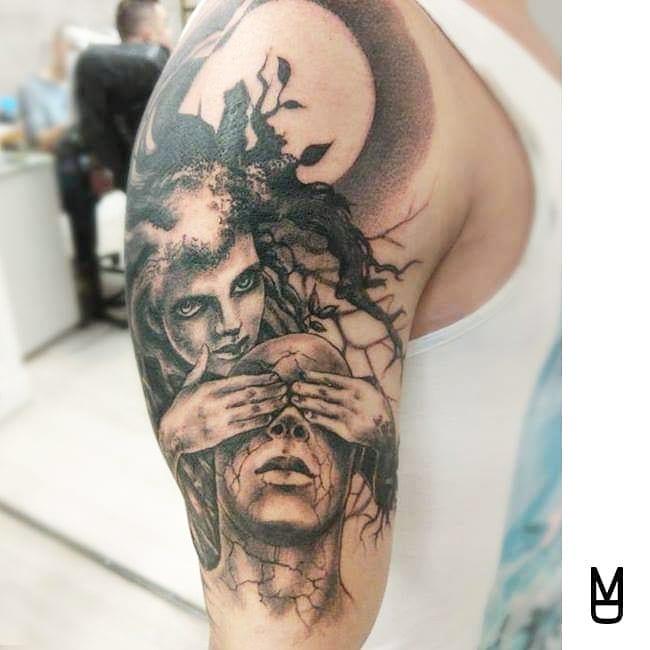 Monika Dolata inksearch tattoo