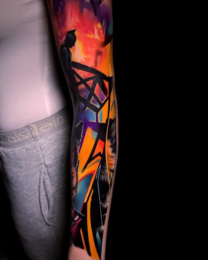 Igor Mitrenga inksearch tattoo