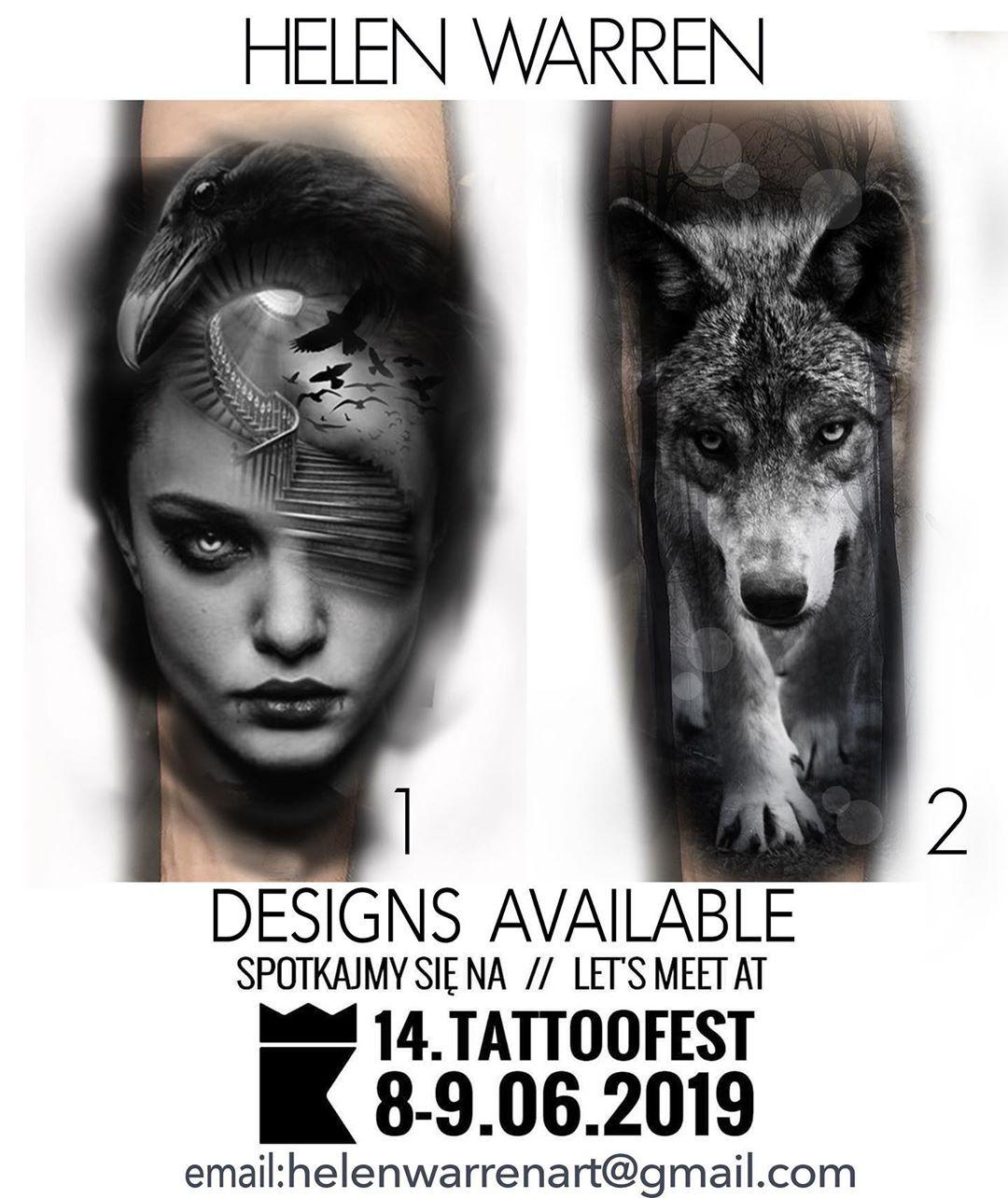 Helen Warren inksearch tattoo