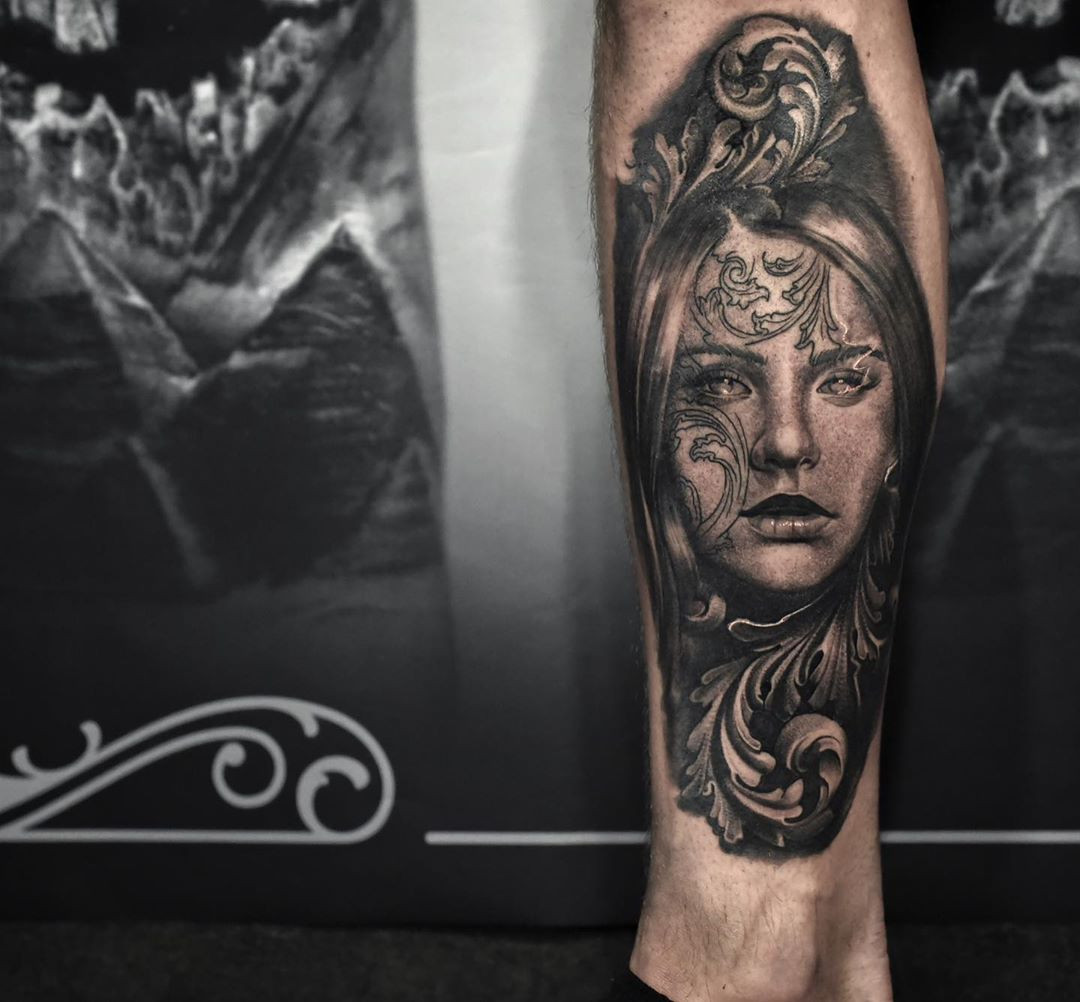 Marcin Krzyszczyk inksearch tattoo