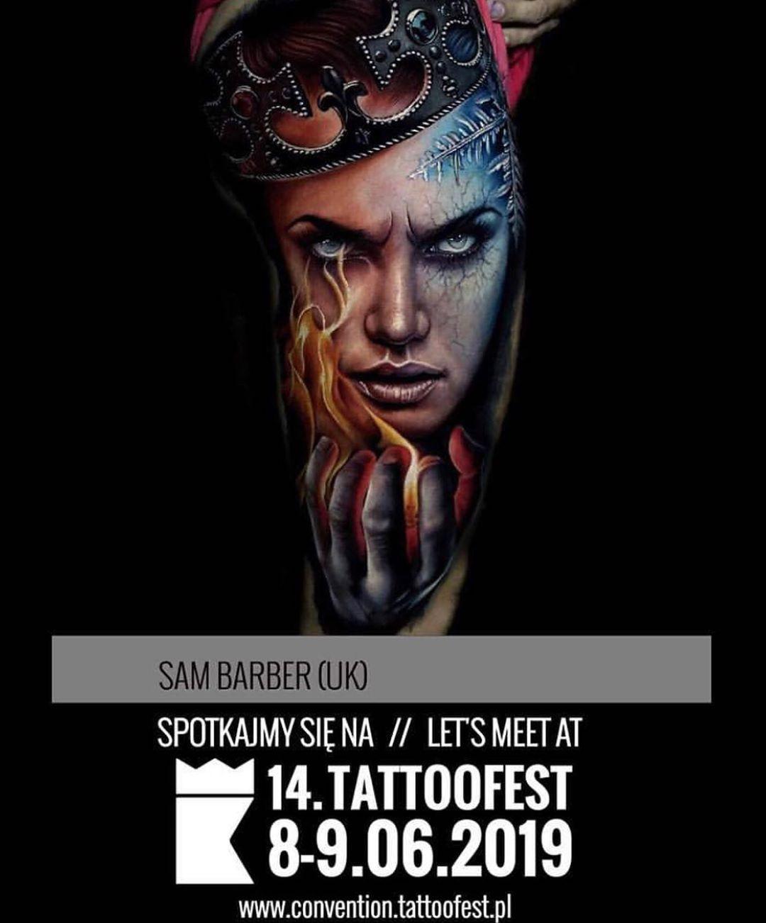 Sam Barber inksearch tattoo