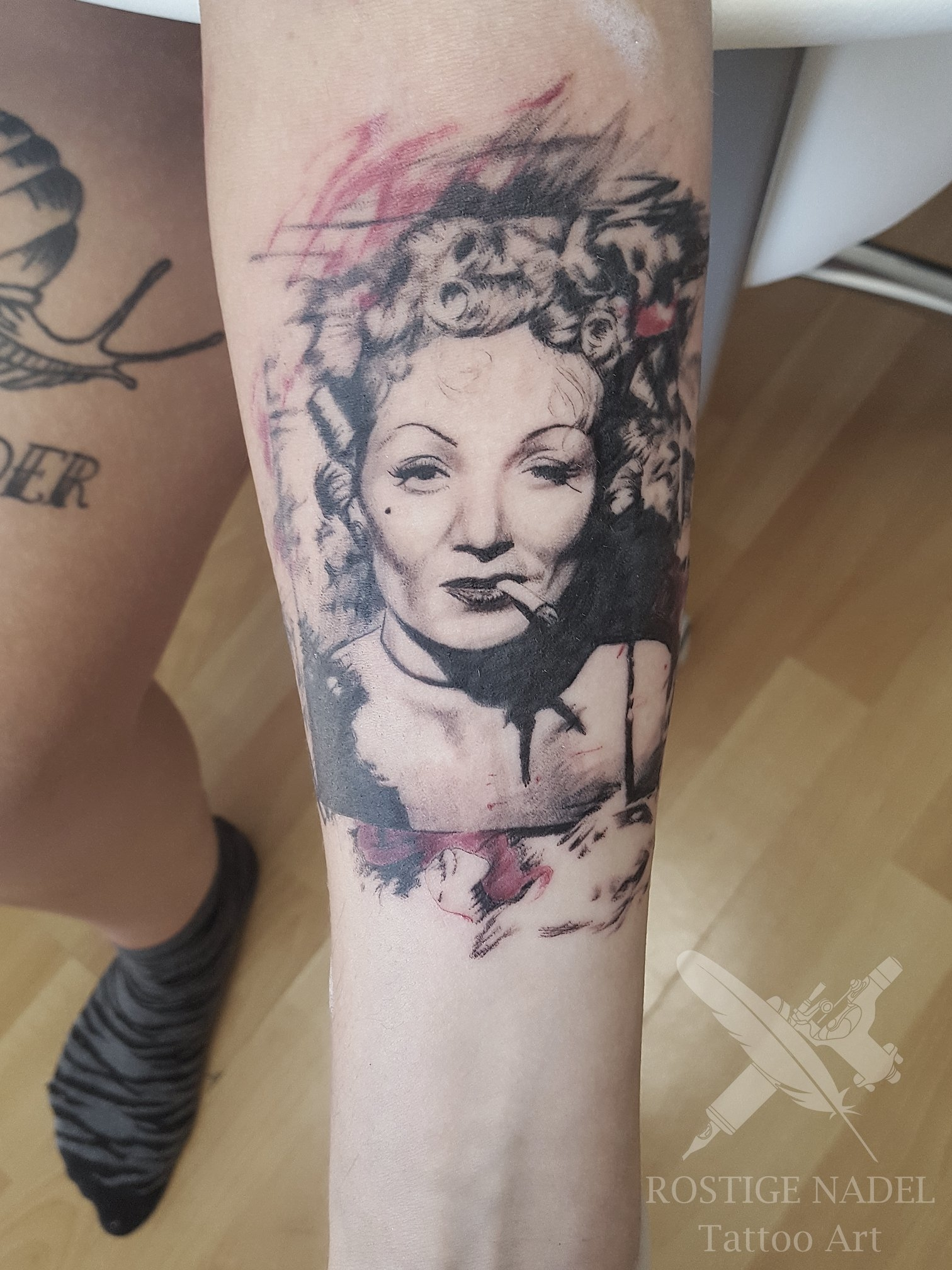 Mave Anderson inksearch tattoo