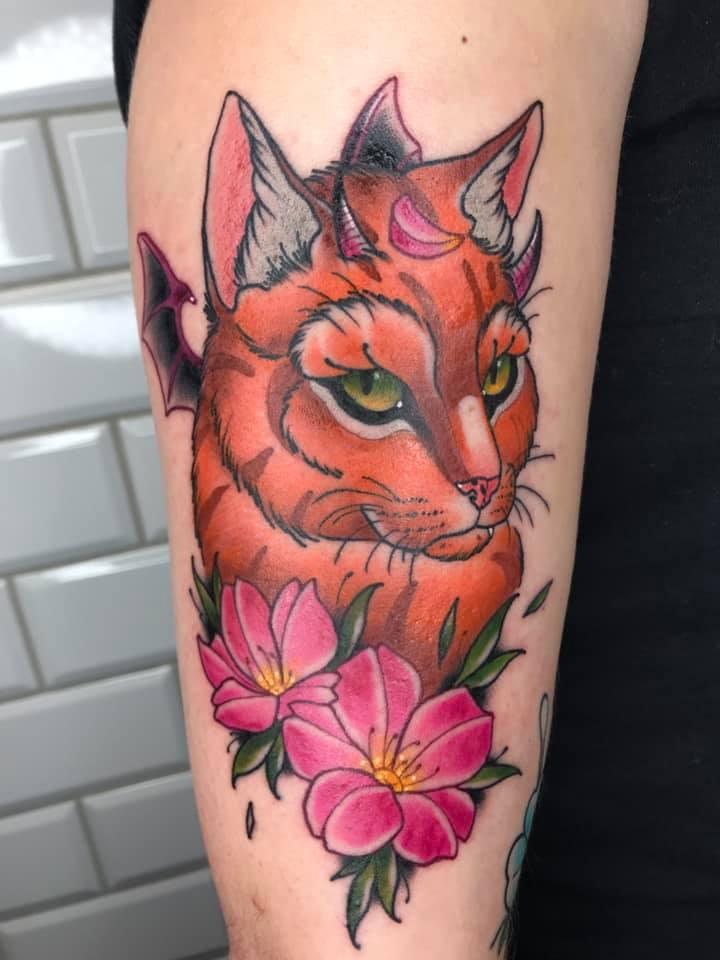 Adrian Wietecha inksearch tattoo