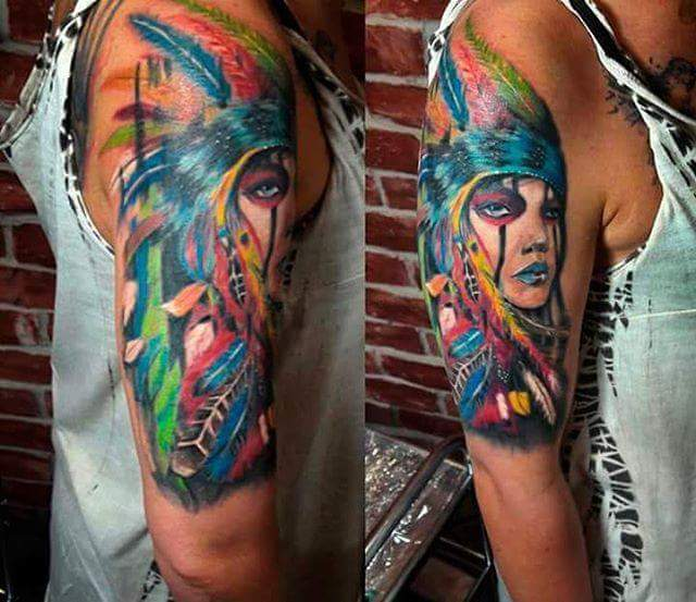 Olga Martova inksearch tattoo