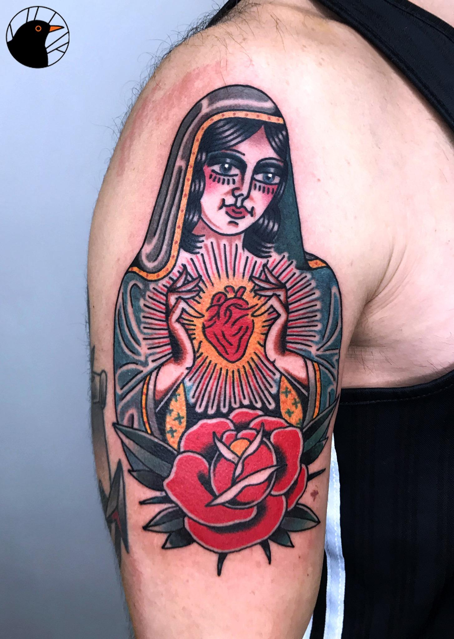 Bartek Kos inksearch tattoo