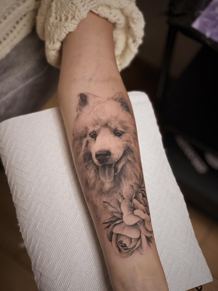 Dominika Ratajczyk inksearch tattoo