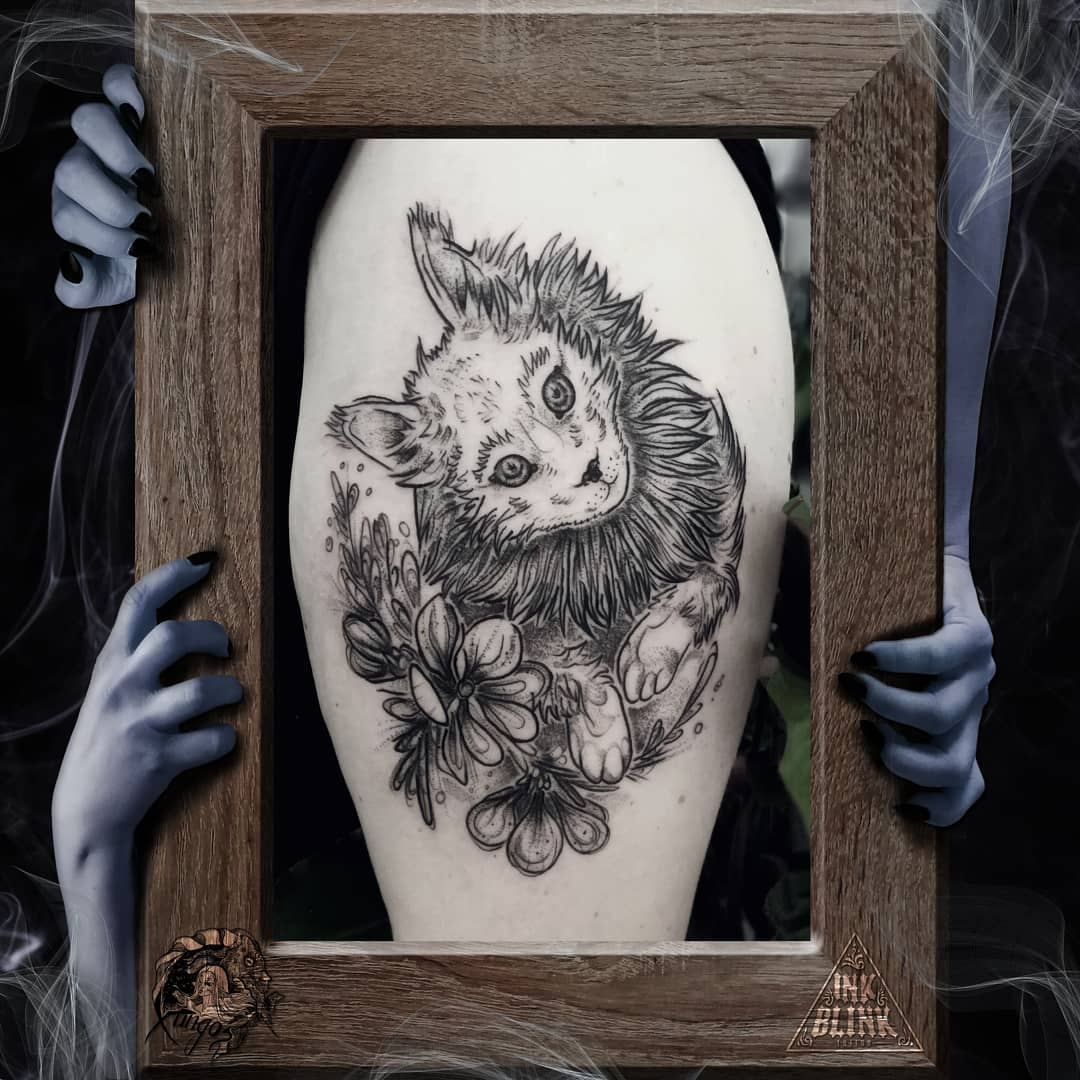 Xungos inksearch tattoo
