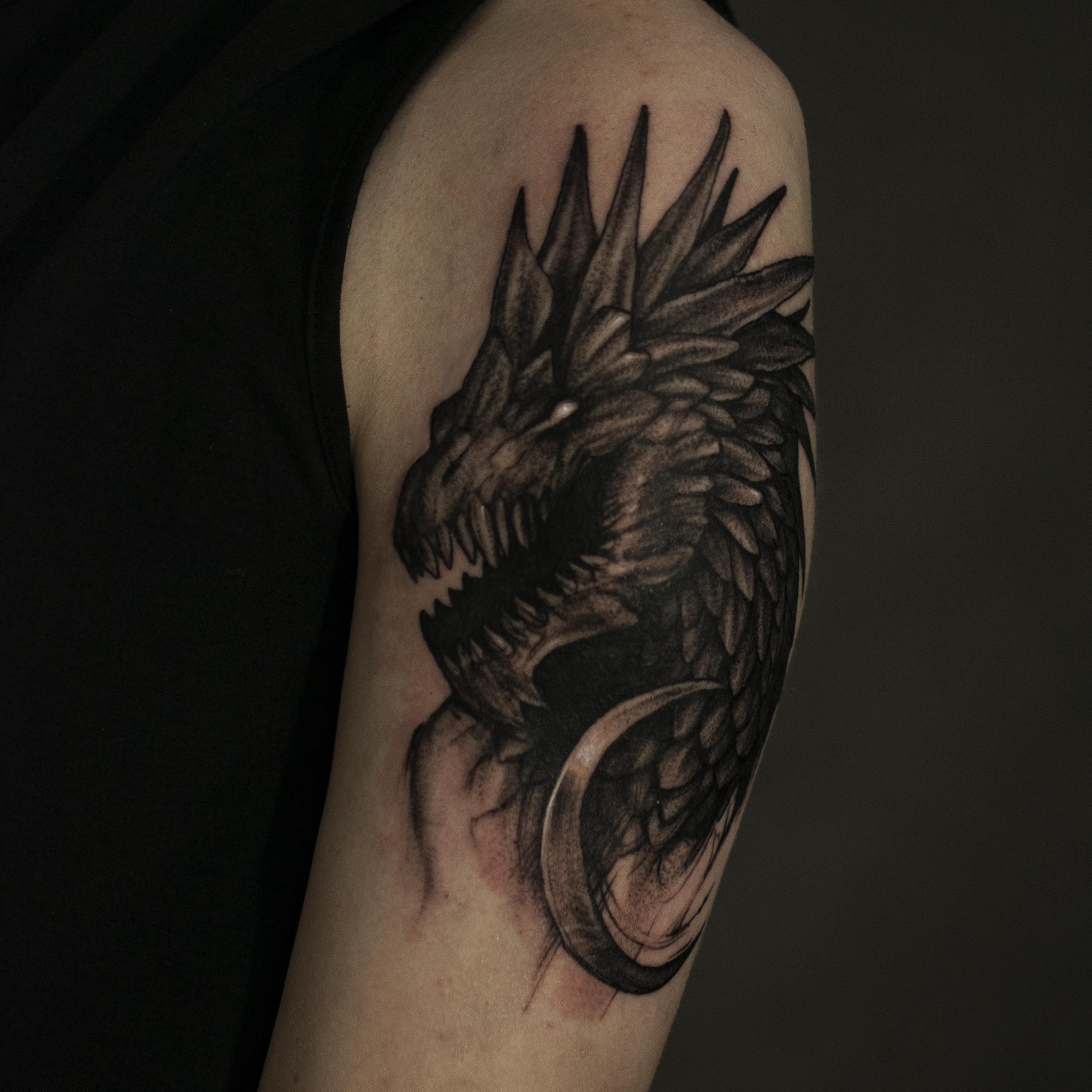 Paweł Dziedzic inksearch tattoo