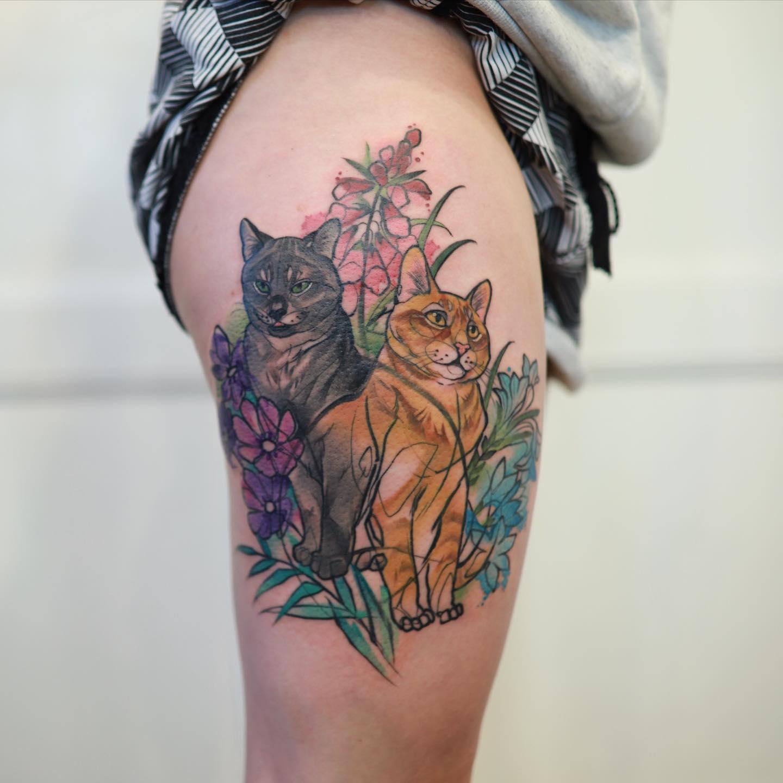 Yadou Tattoo inksearch tattoo
