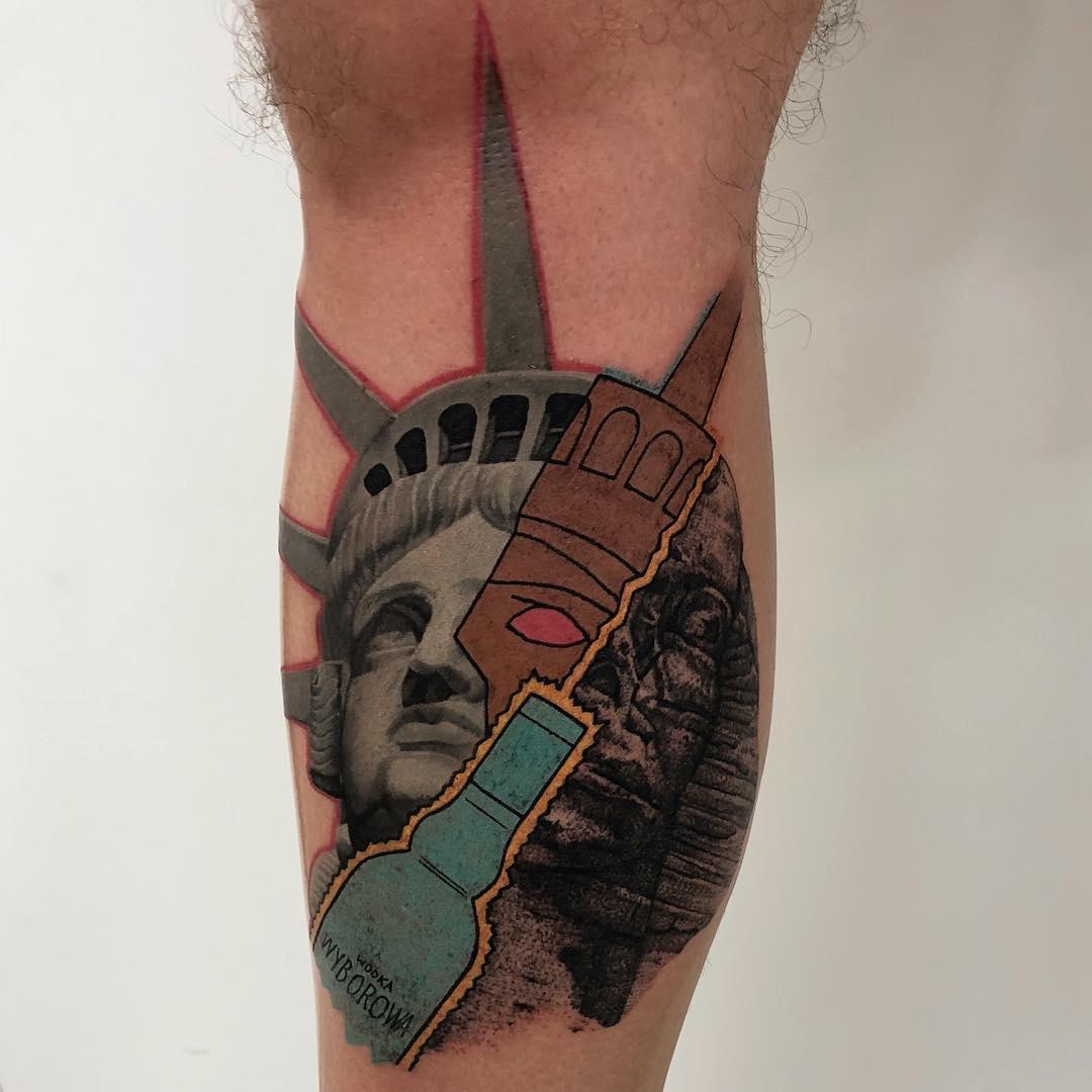 Dzikson inksearch tattoo