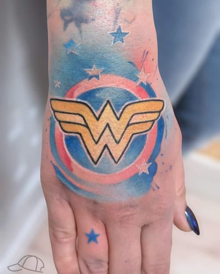 Sara Burzyńska - Feral Child inksearch tattoo