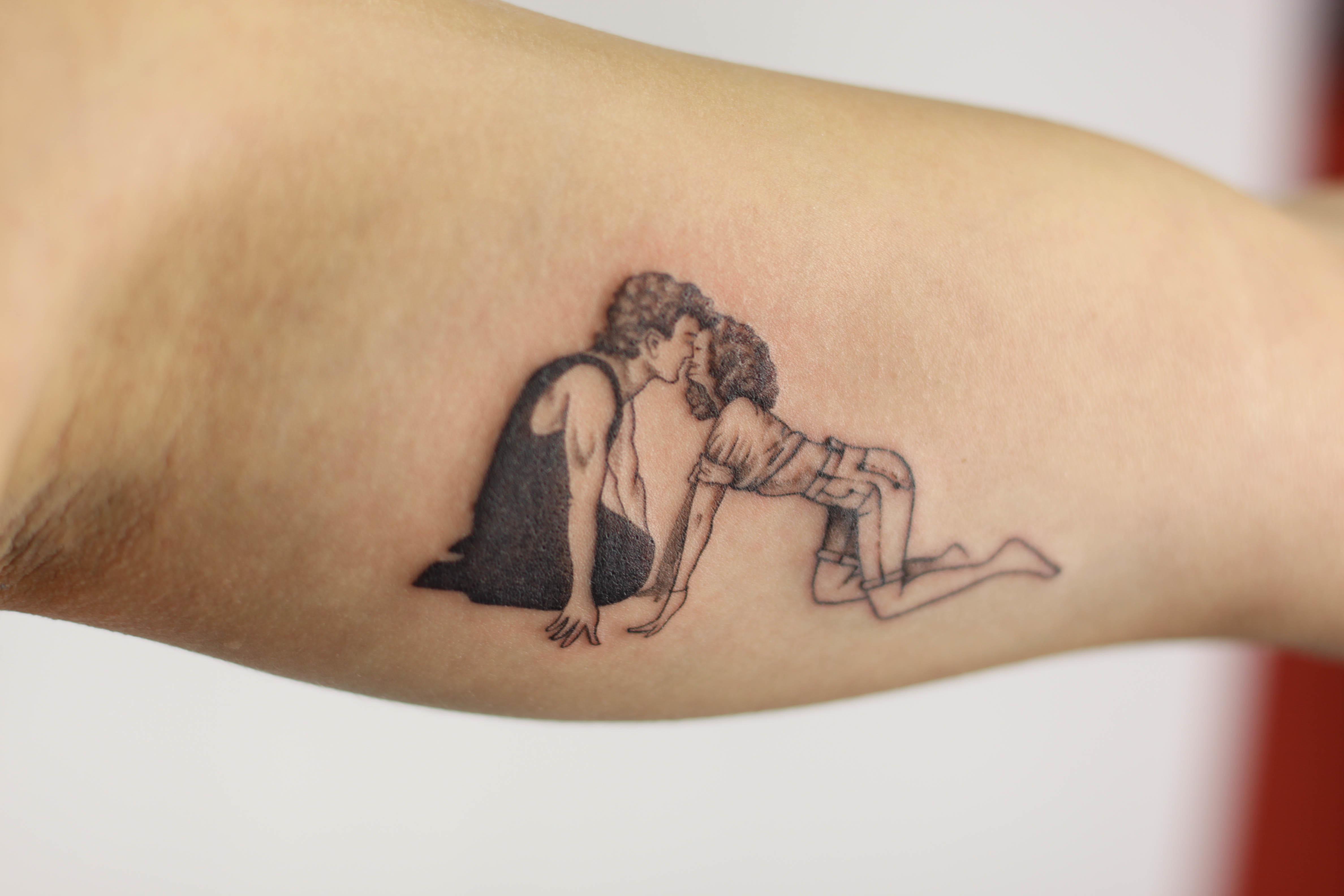 Viktoria Vinogradska inksearch tattoo