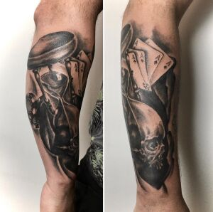 Shock Connery inksearch tattoo