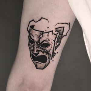 Daniel Gembus inksearch tattoo