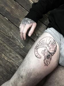 Balaryn Ink inksearch tattoo