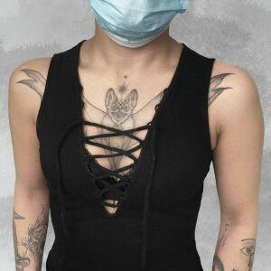 Szara Wara inksearch tattoo