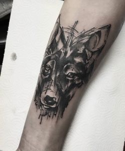 Viktorias Art inksearch tattoo