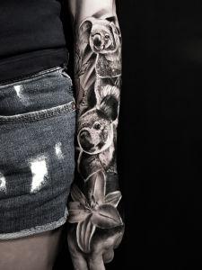 Oliwia inksearch tattoo