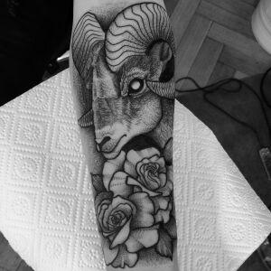 Karol Sutura inksearch tattoo