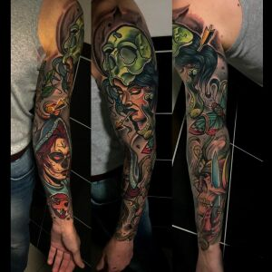 Janek - Stay Cold Tattoo inksearch tattoo