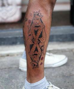 Jonathon Earl de Pyper inksearch tattoo