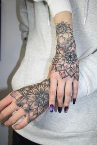 Aleksandra Kotwa inksearch tattoo