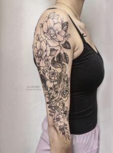 AVKVRD Sylwia Fontin inksearch tattoo