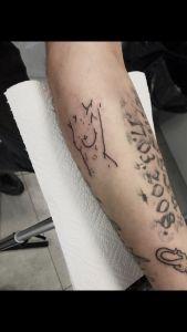 Paulina Liliana inksearch tattoo