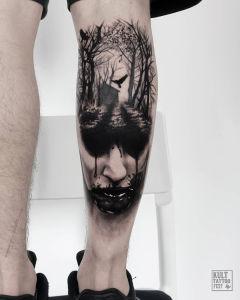 Aleksandra Głuch - Olcur Tattoo inksearch tattoo