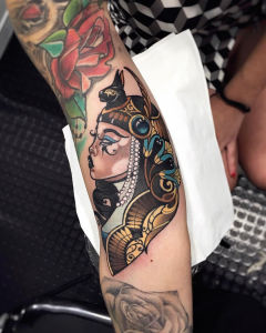 Olie Siiz inksearch tattoo