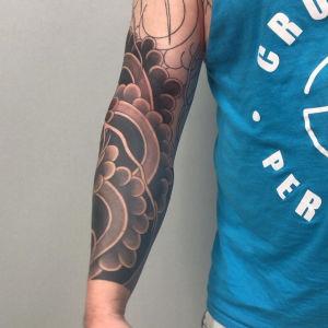 Mateusz Kanu inksearch tattoo