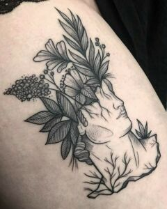 Ola Płocidem inksearch tattoo