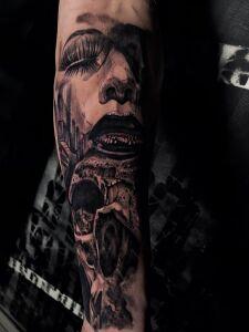 Chrapsky inksearch tattoo