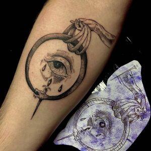 Maciej Puchała inksearch tattoo