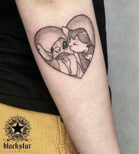Blackstarstudio - Warszawa inksearch tattoo