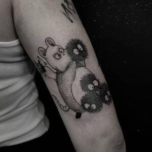 palecwnosie.tattoo inksearch tattoo