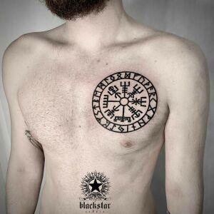BLACKSTARSTUDIO inksearch tattoo