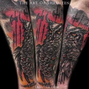 Sharuzen inksearch tattoo