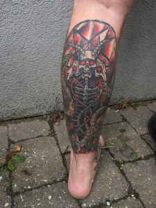 Robert Jevy inksearch tattoo