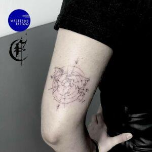 Cécile Ilasz inksearch tattoo