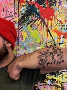 N_R_K TATTOO inksearch tattoo