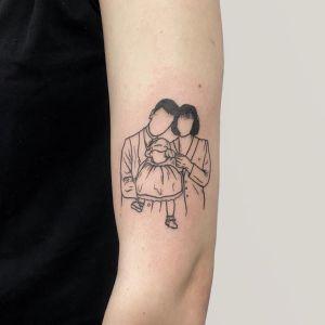 Spirytusz - Sylwia Celińska inksearch tattoo