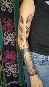 Satapak Tattoo Hamburg/Bali inksearch tattoo