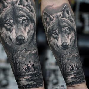 Daniel Melaniuk inksearch tattoo