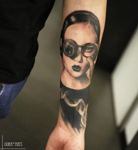 Dora Arts inksearch tattoo